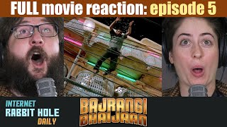 Bajrangi Bhaijaan  HINDI  FULL MOVIE REACTION SERIES  irh daily  EPISODE 5