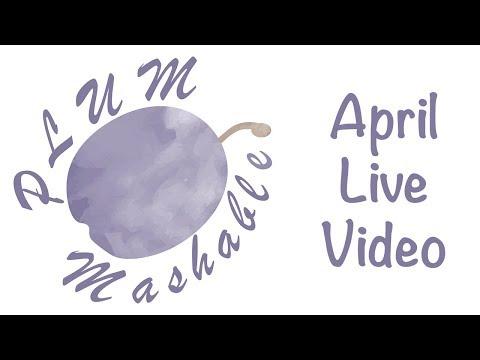 April LIVE Video - Small Hauls & kikki.K Planner Insider update