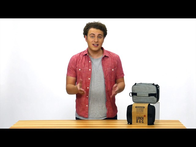 Product Video   Flex and Lock Lunchbag