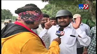 TV9 Special Bhai..Bhai..:Know what people have to say about wearing helmets&getting PUC certificates