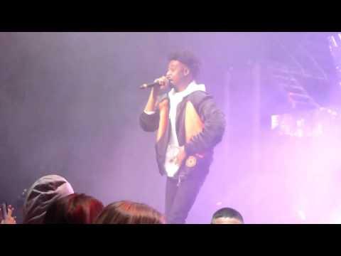 Danny Brown & A$AP Rocky - 1 Train (Live)