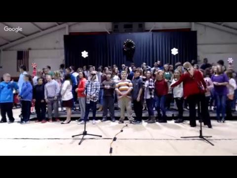 Day Central City Christmas Program