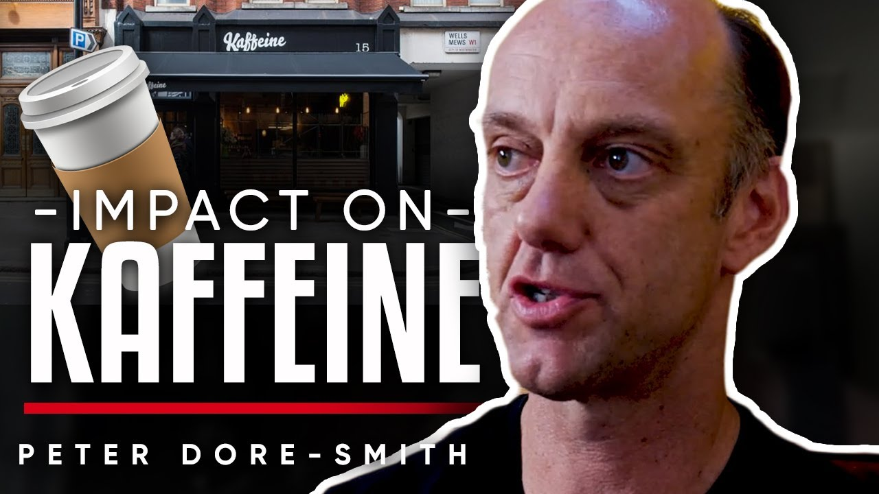 """IMPACT ON KAFFEINE: """"You Have To Look At Every Margin To Make A Success."""" - Peter Dore-Smith"""