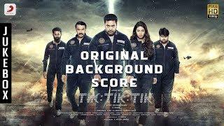 Tik Tik Tik - Original Background Score | D. Imman | Jayam Ravi , Nivetha Pethuraj