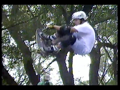 1989 gibbons park skateboard demo LONDON ontario - Jason Jessee Jeff Kendall