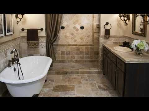 8 Bathroom Design & Remodeling Ideas on a Budget--Bathroom Tile Ideas Budget