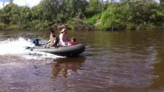 омская область река тара