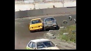 Трековые автогонки в Беларуси (2000 год, стадион «Заря», Минск)