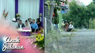Pak Amir Jatoh Gara Gara Menghayal Nikah Sama Bu Devi [Anak Jalanan] [12 Jan 2016]