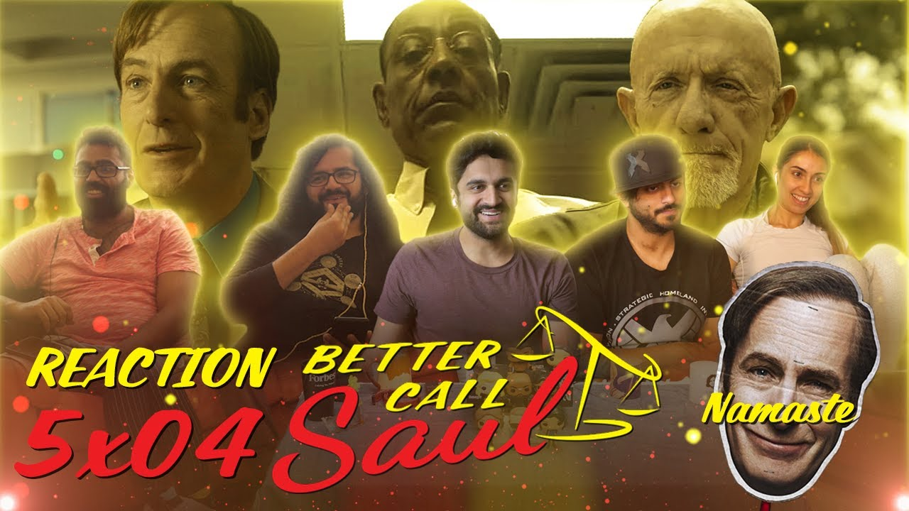 Download Better Call Saul - 5x4 Namaste - Group Reaction