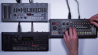 RA Tech: Melodic Pads on the D-05