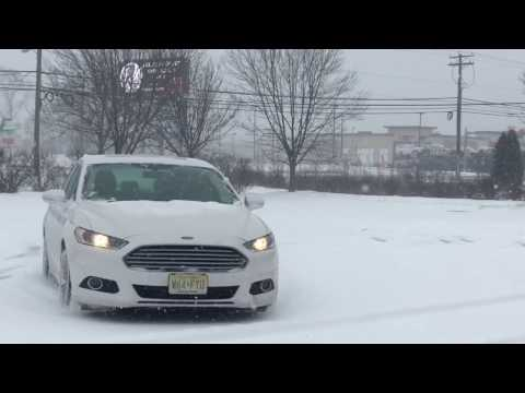 Snow vs. Ecoboost AWD FORD  Fusion