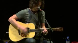 """Seasons & The Day I Tried to Live"" Chris Cornell@Santander Arts Center Reading, PA 11/22/13"