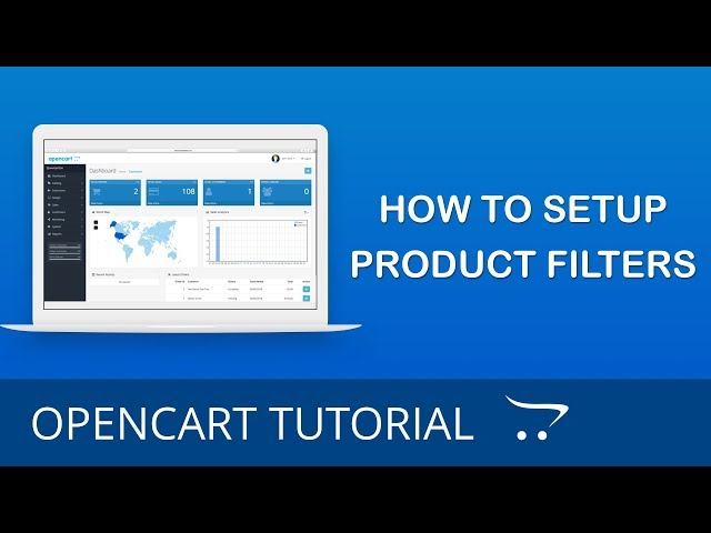 How to Create Filters in OpenCart 3.x