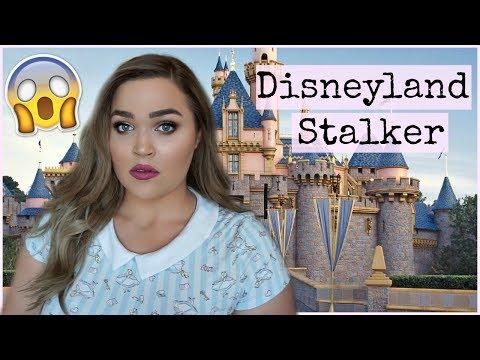 CREEPY STALKER at Disneyland Tried to Take Me Home... Storytime