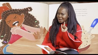 Tiana eat up read by Bunmi Mojekwu | Tata Storytime. Kids book read aloud