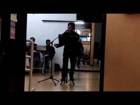 Nessun Dorma ( opera aria of TURANDOT ) : STEVEN TAKASHI LIM( tenor ) in LIVE STL OPEN TEST 2017