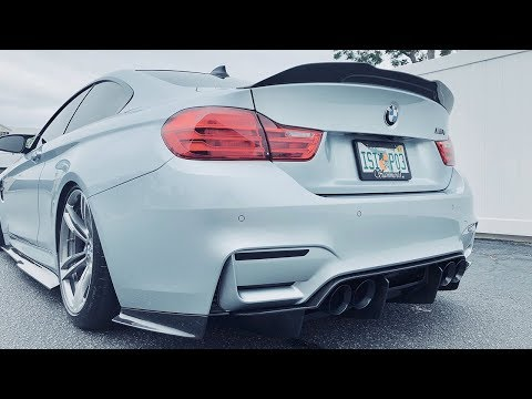 First Drive on E85! 600HP BMW M4