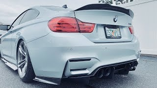 First Drive on E85! (600HP BMW M4)