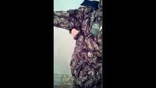 Обзор костюма Norfin Hunting Wild до (- 30 °C) как для рыбалки так и охоты.