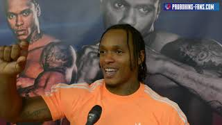 """YARDE: """"I THINK KOVALEV IS GOING TO REALISE HE HASN"""