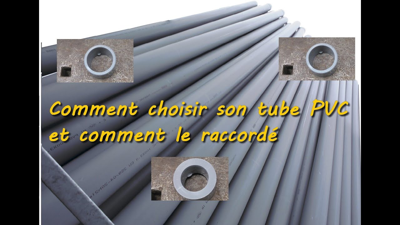 Conduites En Pvc Le Tube Idéal By Xavierathove56