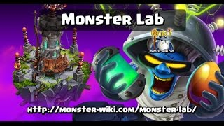 Monster Lab GamePlay!!