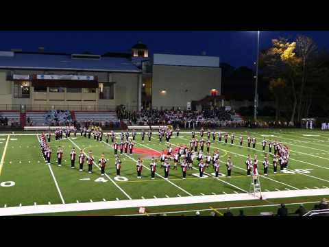 Clifton High School Marching Band @ North Jersey Band Festival 2015