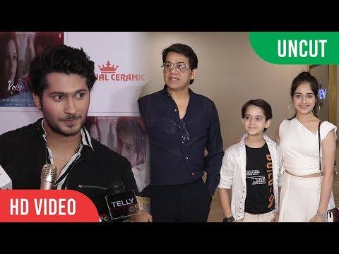 UNCUT - Kaise Main Music Video Launch   Jannat Zubair & Namish Taneja   Arush   R-Chills Music