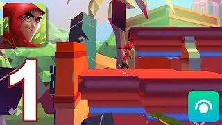 Kidu: A Relentless Quest - Gameplay Walkthrough Part 1 - Levels 1-2 (iOS)