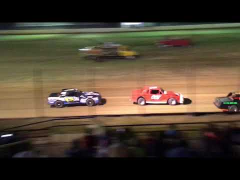 Jackson Motor Speedway 9/9/17 Factory Stock Feature