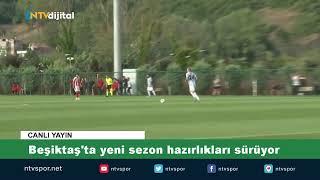 #CANLI - Beşiktaş hazırlık maçında Pendikspor ile karşılaşıyor