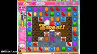 Candy Crush Level 1367 help w/audio tips, hints, tricks