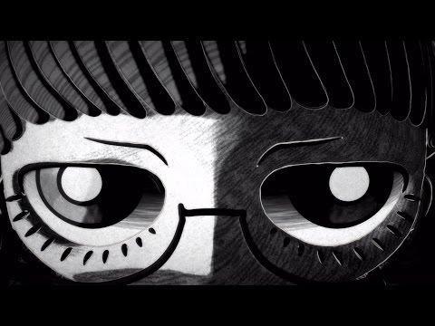 """カラスは真っ白(A crow is white) """"ヒズムリアリズム"""" (Official Music Video)"""