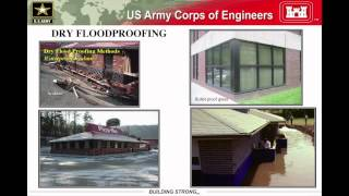Federal Triangle Floodproofing Seminar: Presentations by Randall Behm and Stacey Underwood