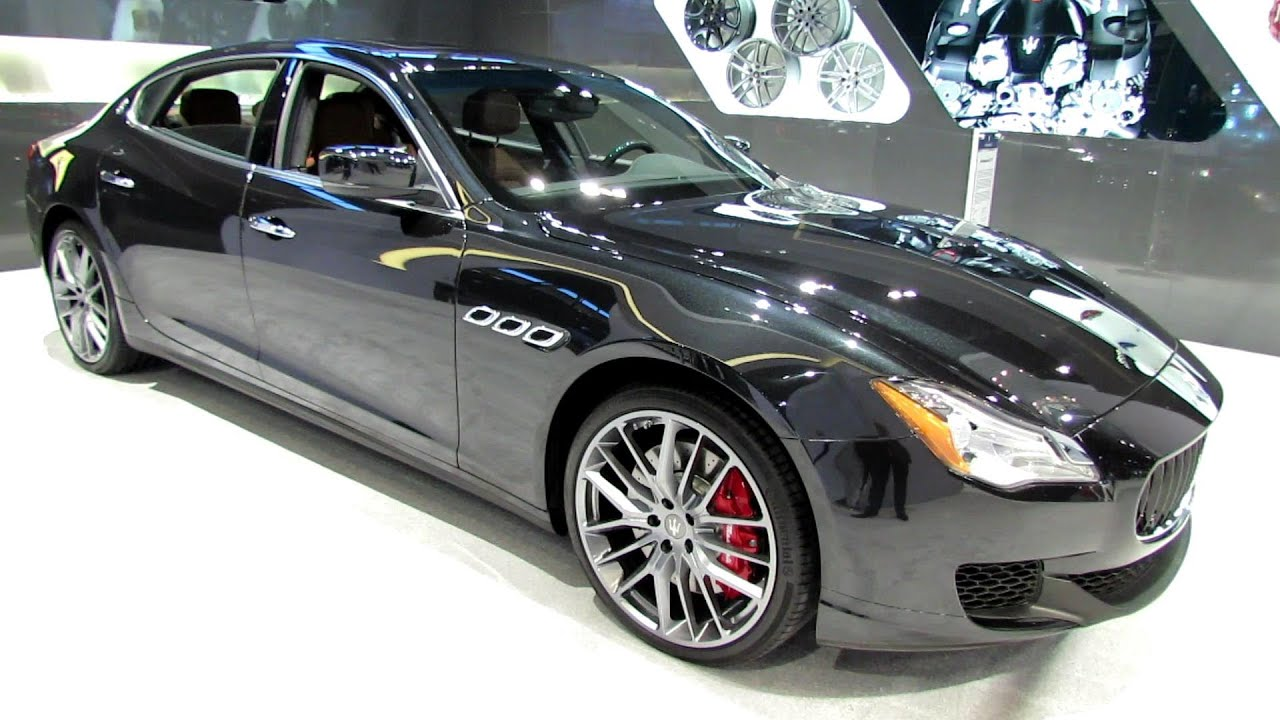 maserati quattroporte gts interior. Black Bedroom Furniture Sets. Home Design Ideas