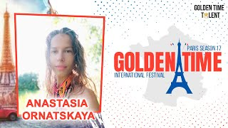 Golden Time Distant Festival | 17 Season | Anastasia Ornatskaya | GTPS-17115-1117