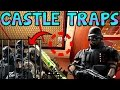 HOW TO SET TRAPS w/ CASTLE - Rainbow Six Siege