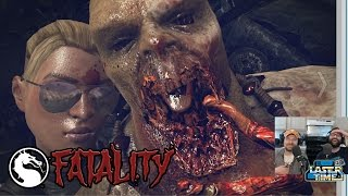 Mortal Kombat X Brutality - Fatalities & Gore Galore!