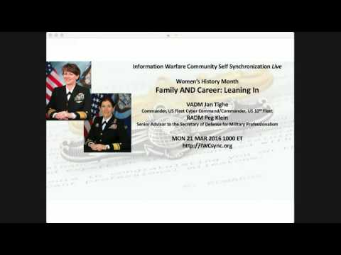 IWC Self Synchronization Live: Family AND Career: Leaning In