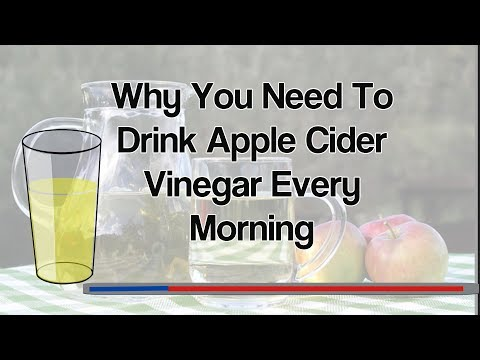 why-you-need-to-drink-apple-cider-vinegar-every-morning