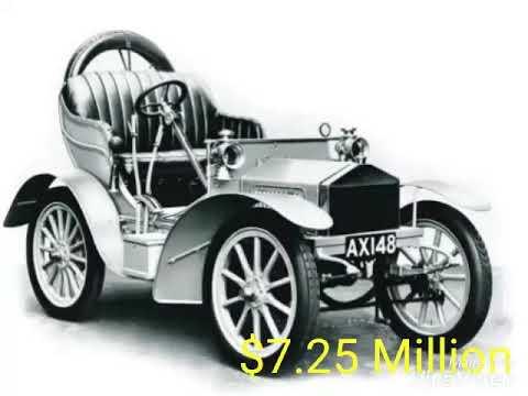 Rolls Royce 10Hp-two seater