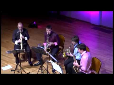 Michael Nyman : Songs for Tony - Papandopulo kvartet