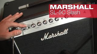 Marshall SL-5C Slash Combo