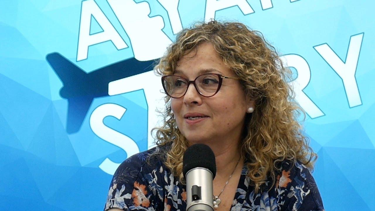 Alyastory#493 - «Mon travail était d'être la femme de monsieur Yitzhak Eldan»