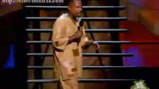 STAND UP COMEDIAN Martin Lawrence Cha Cha Slide