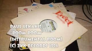 "Paul Lekakis: ""Boom Boom"" (Instrumental Room)"