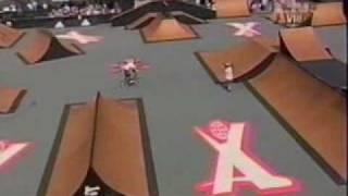 XGames - Dave Mirra - Stunt Bike Vert (BMX)