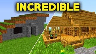 Top 10 Minecraft Starter Houses
