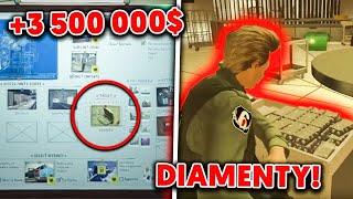 DIAMENTY W NAPADZIE NA KASYNO W GTA V! O CO CHODZI? Diamond Casino Heist